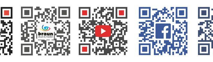 QR-Codes | Kundenspezifisches Design